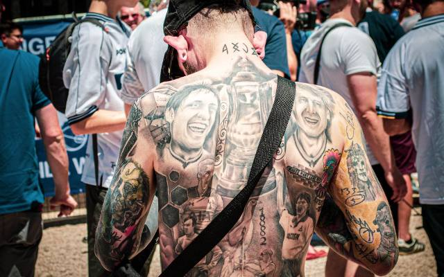 Tatuaże Dziennikzachodnipl