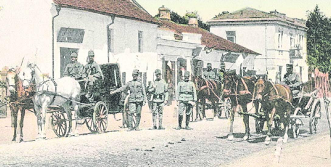 Znana nam z opowieści pani Heleny ulica Kowelska. Karta została wydana pod koniec I wojny światowej
