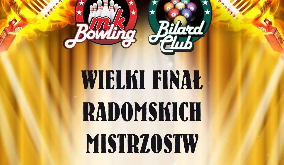 Film do artykułu: Wielki finał Radomskich Mistrzostw Karaoke. MK Bowling zaprasza na wspólne śpiewanie