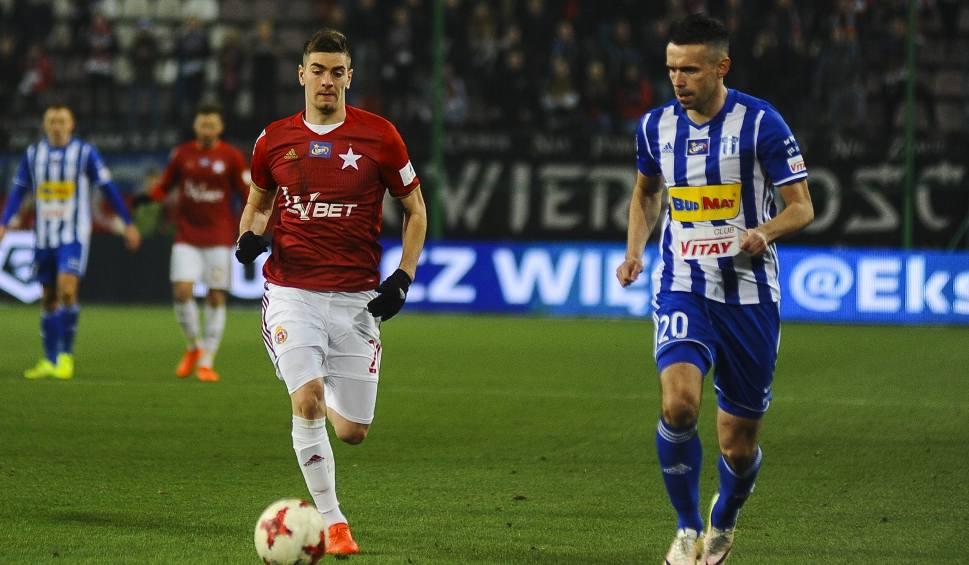 Film do artykułu: Petar Brlek odchodzi z Wisły Kraków! Chorwat zagra we Włoszech!
