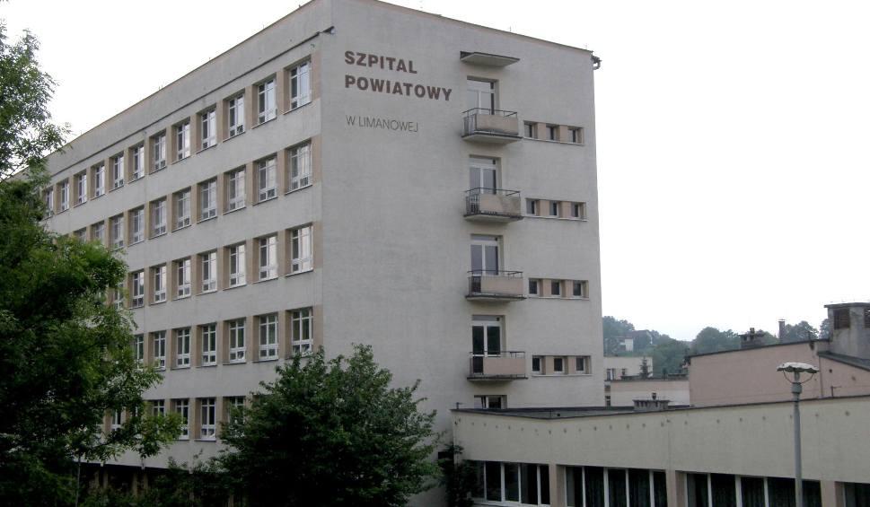 Film do artykułu: Limanowa. Szpital Powiatowy ma 70 lat