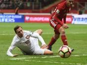 Grzegorz Krychowiak nie zagra z Czarnogórą