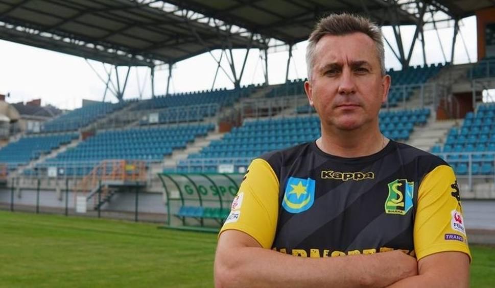 Film do artykułu: Grzegorz Opaliński, trener Siarki Tarnobrzeg: Trwają rozmowy z zawodnikami. Zależy mi na tym, aby kadra, którą obecnie dysponujemy, została