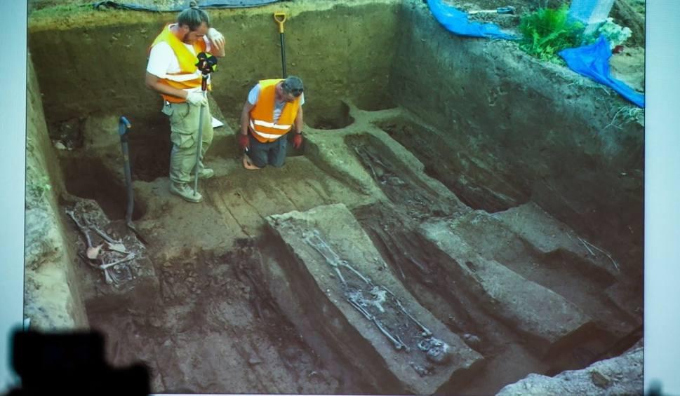 Film do artykułu: IPN twierdzi: w miejscu badań na cmentarzu w Hruszowicach nie ma szczątków członków UPA [ZDJĘCIA]