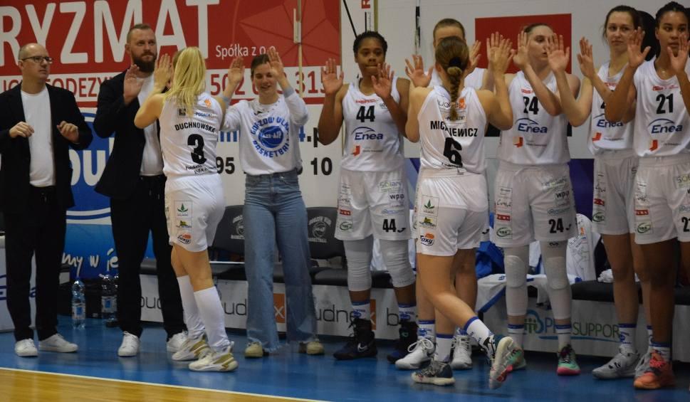 Film do artykułu: Przed koszykarkami AZS AJP Gorzów bardzo trudne starcie w Turcji w EuroCup Women