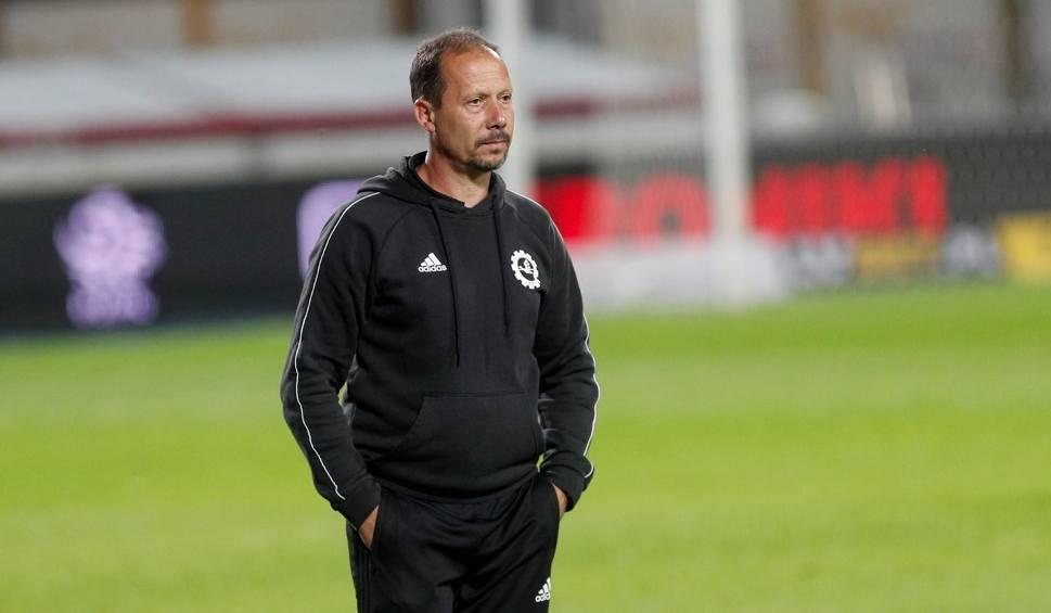 Film do artykułu: Dariusz Marzec: Nie spodziewałem się, że nie będę prowadził drużyny w ekstraklasie. Takie rozstania bolą [WIDEO]