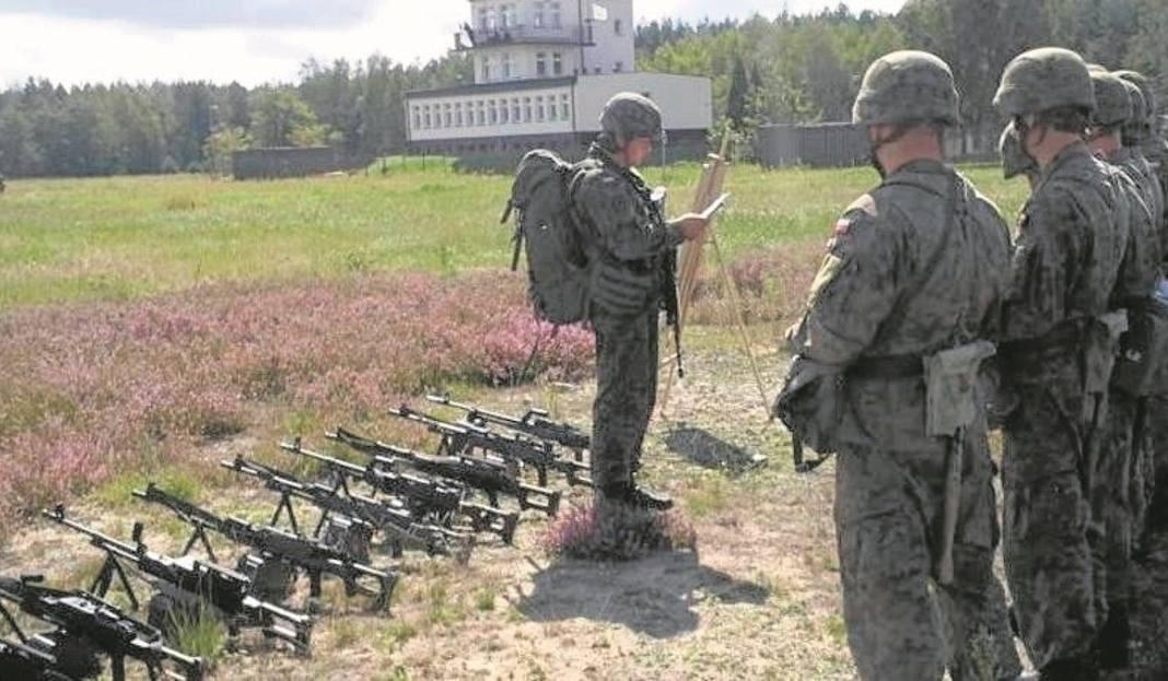 Nowa Dęba. Strzelcy Podhalańscy wracają do domów