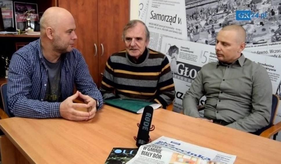Film do artykułu: O szczecineckim kruku i nowej koalicji w powiecie. Komentarze dziennikarzy [WIDEO]
