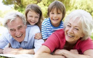 Rodzice są od wychowywania, a dziadkowie od rozpieszczania?