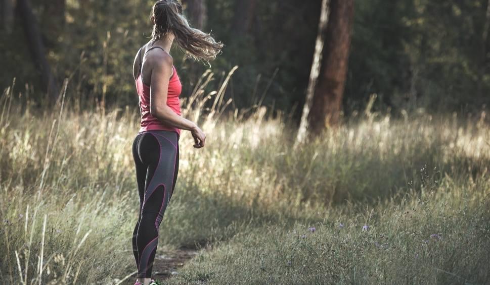 Film do artykułu: Zielona Góra. Ktoś na Wzgórzach Piastowskich w lesie próbował napaść na kobietę