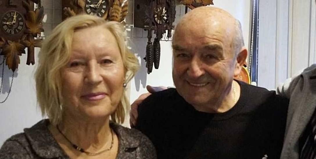 Białostocki zegarmistrz Jerzy Jabs (78 lat) ma dwie miłości: żonę Halinkę i zegary, które reperuje od pięćdziesięciu lat