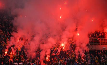 UEFA ukarała Arkę Gdynia za zachowanie kibiców w meczu z FC Midtjylland