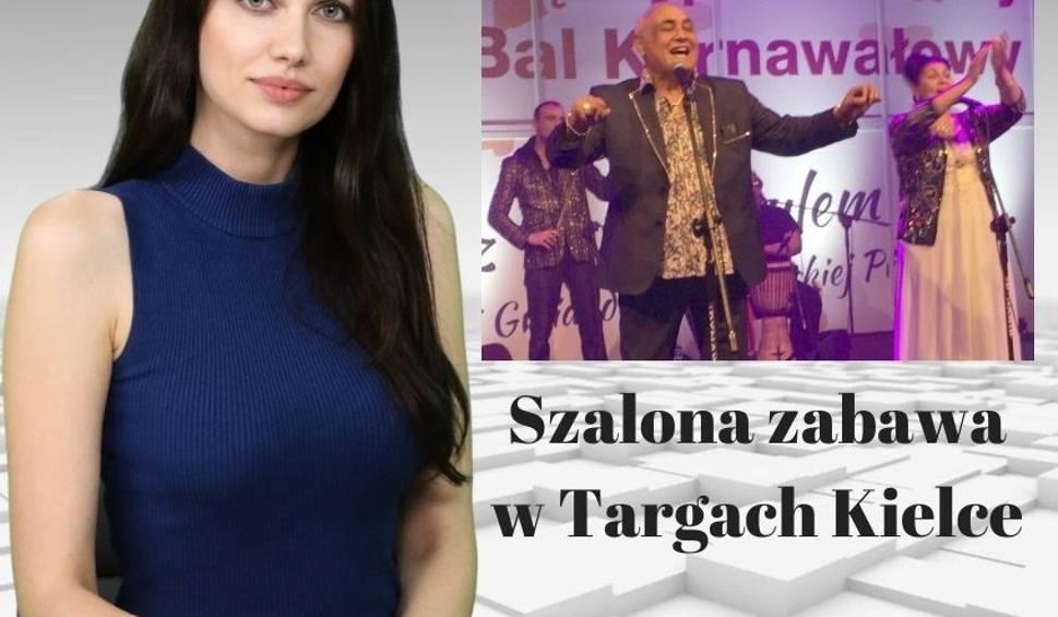 Film do artykułu: Seniorzy szaleli w Targach Kielce. WIADOMOŚCI ECHA DNIA