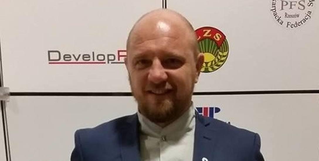 Marcin Paśko, trener judo z Rzeszowa: Moje życie cały czas związane jest ze sportem, a z judo w szczególności