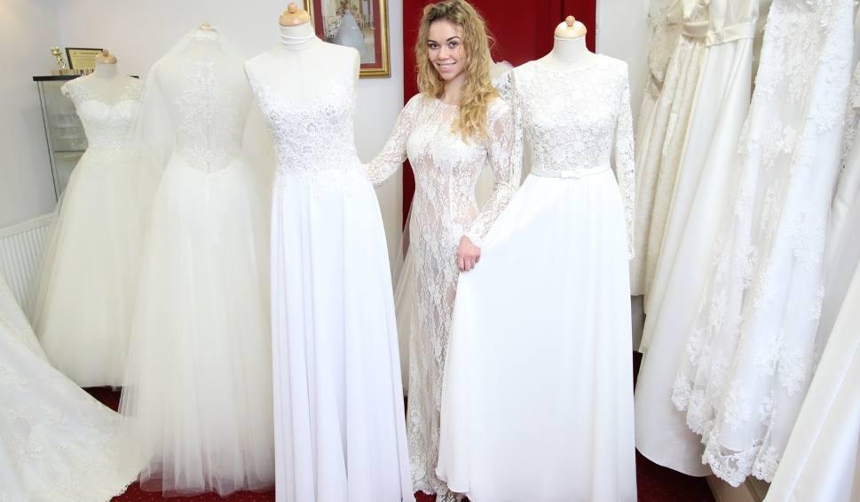 Film do artykułu: Ślubna moda i inne cuda w Targach Kielce