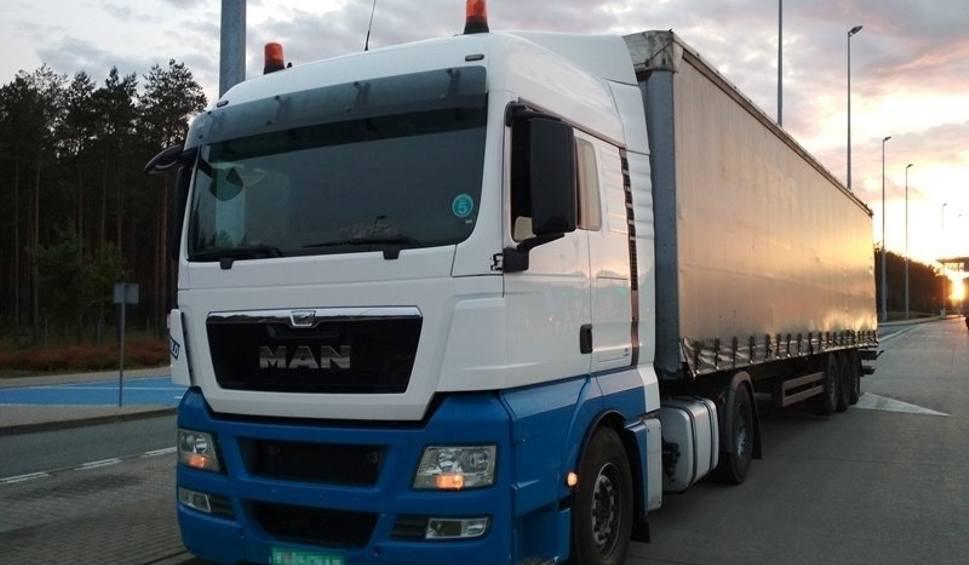 Film do artykułu: GORZÓW WIELKOPOLSKI. Kierowca ciężarówki dostał ponad 20 tys. zł mandatu! Za co?