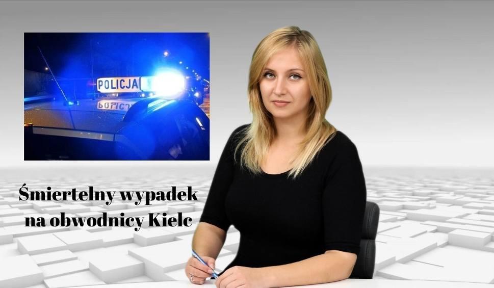 Film do artykułu: WIADOMOŚCI ECHA DNIA. Nocna tragedia na drodze. Jak doszło do śmiertelnego wypadku?