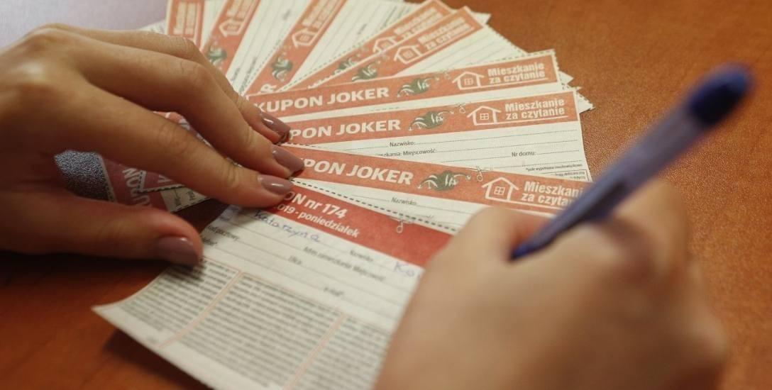 Grasz w loterii? Brakuje Ci kuponu? W piatek drukujemy ostatniego jokera