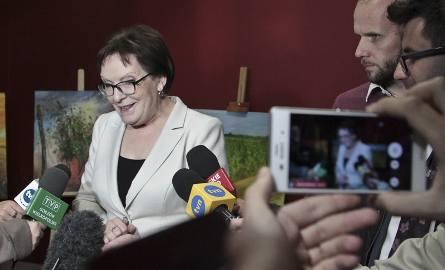 - Politycy powinni być jak najdalej od sądów i prokuratury -Kopacz odpowiada J. Kaczyńskiemu [WIDEO]