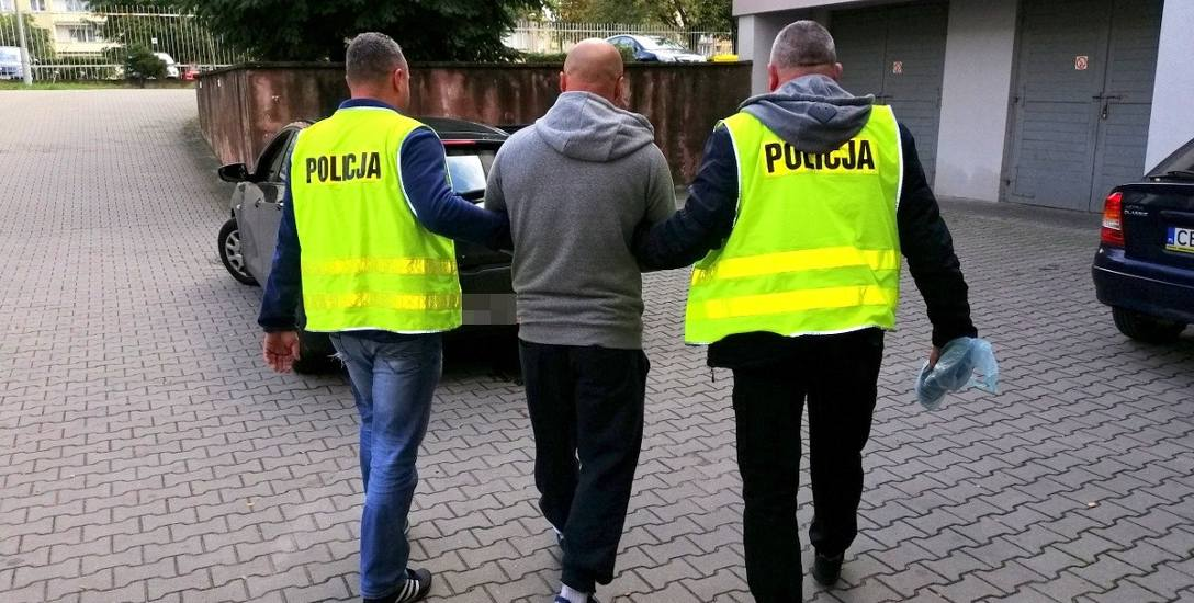 Ostatnie zdarzenie - policjanci z Błonia zatrzymali mieszkańca osiedla Okole podejrzanego o posiadanie znacznych ilości narkotyków.