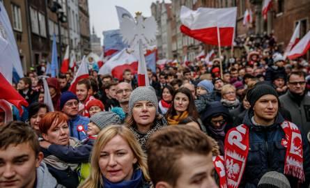 Parada Niepodległości 2018 w Gdańsku