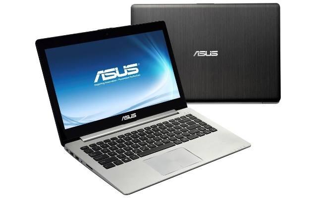ASUS VivoBook S400: Dla tych, co lubią dotykać