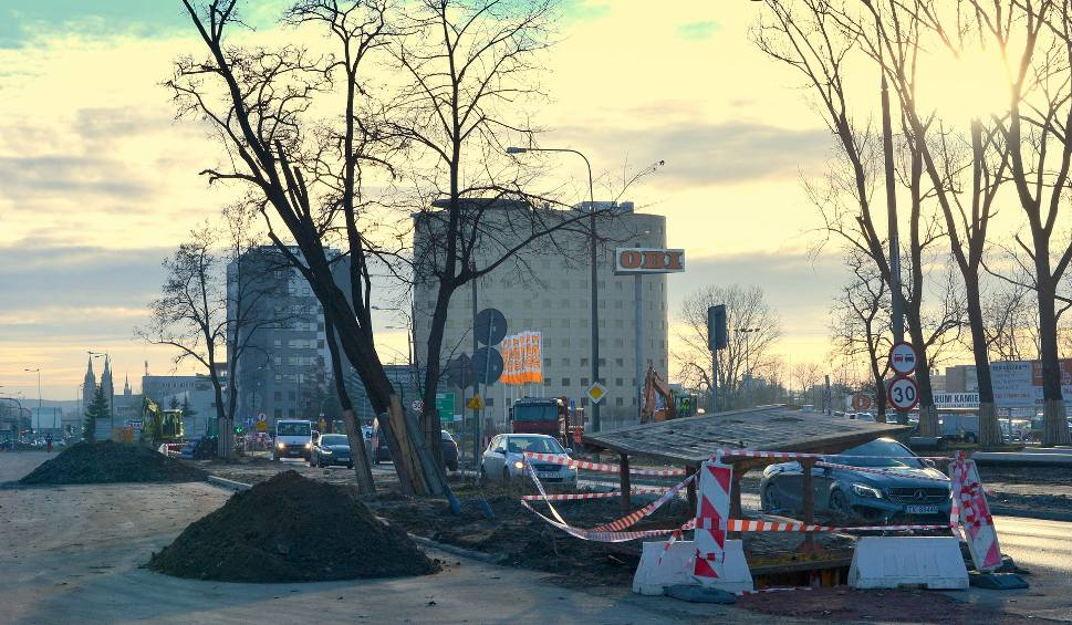 Film do artykułu: Wycieli drzewa przy ulicy Zagnańskiej w Kielcach i na tym nie koniec (ZDJĘCIA)