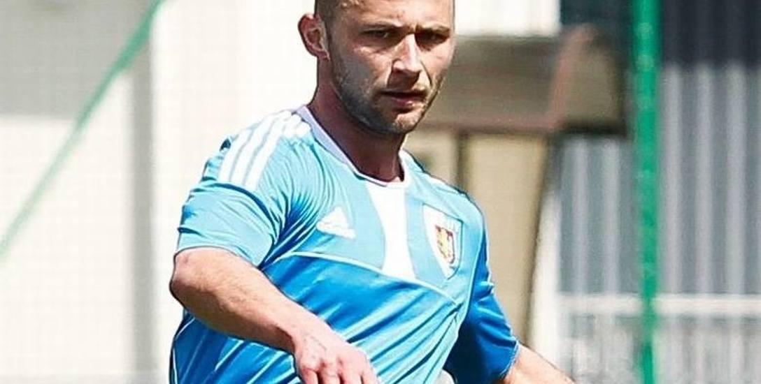 Kamil Walaszczyk w przeszłości reprezentował kilka podkarpackich klubów m.in. Karpaty Krosno i Resovię