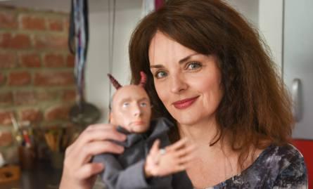 Beata Ihnatowicz tworzy m. in. marionetki. Jej marzeniem jest przygotowywanie ich m.in. na potrzeby spektakli teatralnych