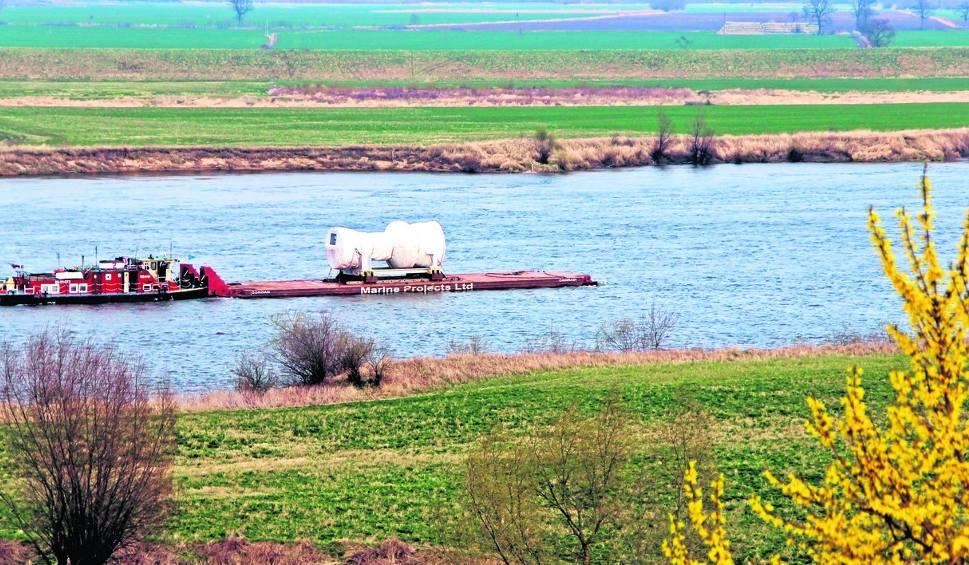 Po drugie: Autostrada wodna na Wiśle. Jak kanał na mierzei może pomóc żegludze na Wiśle?