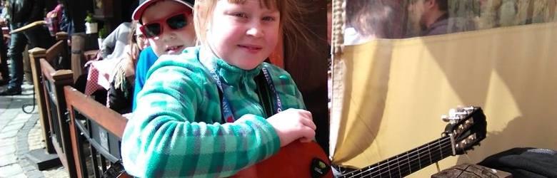 Gitarowy Rekord Guinnessa, Antonina Teuerle