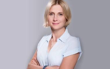 Lek. med. Joanna Pietroń.
