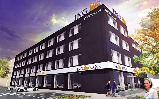 fec18bff670a0 Bytom Square: W budynku Zakładów Odzieżowych Bytom będą biura, bank i  apartamentowce