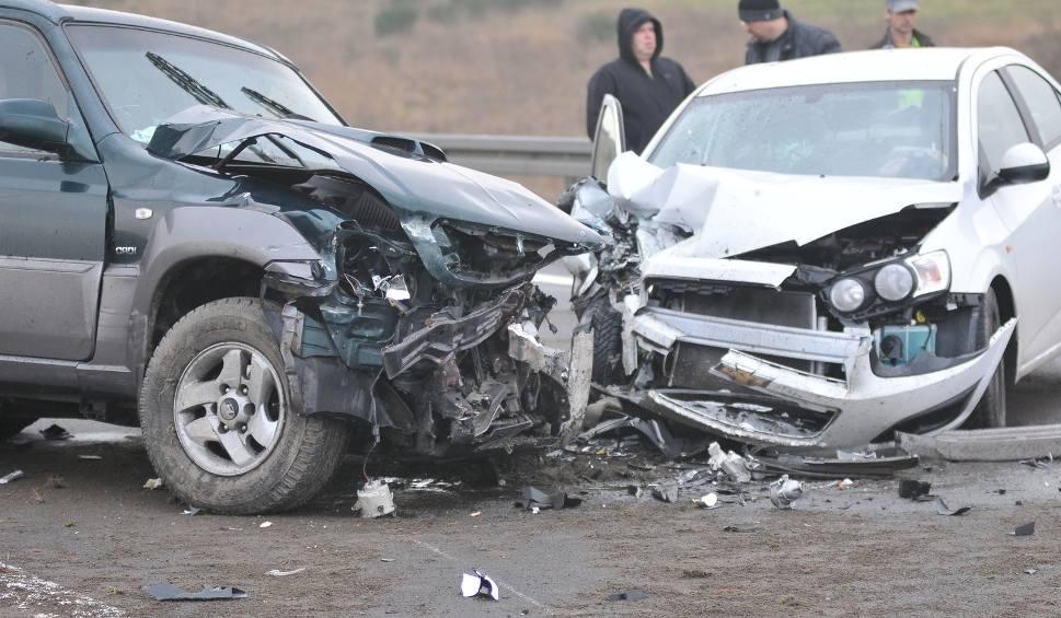 Film do artykułu: Tragiczne wypadki w Lubuskiem. Gdzie zdarzają się najczęściej? [ZDJĘCIA, MAPA, SONDA]