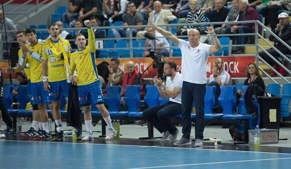 Film do artykułu: Trener piłkarzy ręcznych PGE VIVE Kielce Talant Dujszebajew po meczu w Płocku: Cieszę się, że nie było żadnych prowokacyjnych gestów [VIDEO]