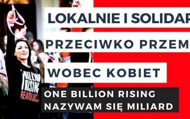 Trójmiejski taniec przeciwko przemocy wobec kobiet. One Billion Rising - Nazywam się Miliard