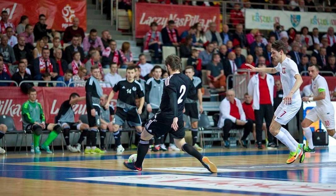 Slikovni rezultat za futsal  polska wegry