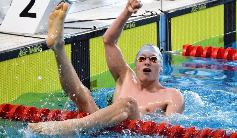 Film do artykułu: Pływanie. Unia Oświęcim w czołówce rankingów mistrzostw Małopolski [ZDJĘCIA]