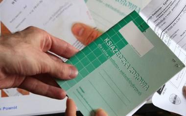 Fałszywe badania lekarskie w internecie. Podrabiają książeczkę sanepidu i orzeczenie lekarskie