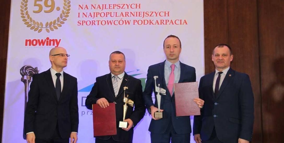 Sukces na 10-lecie istnienia. Wisłoka Błażkowa najpopularniejszą drużyną 2018 roku w 59. Plebiscycie Sportowym Nowin