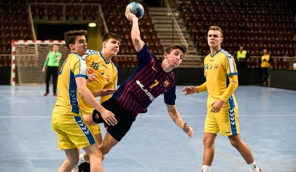 Film do artykułu: Juniorzy PGE VIVE Kielce grali w wielkim turnieju