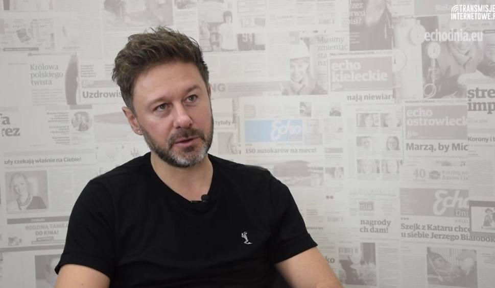 Film do artykułu: [Gwiazdy bez tajemnic] Andrzej Piaseczny: - Lubię zamykać się w swojej klatce
