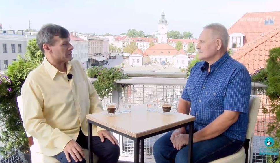 Film do artykułu: Ryszard Saciuk o galerii wielkich Polaków w Muzeum Rzeźby Alfonsa Karnego [PORANNE ESPRESSO]