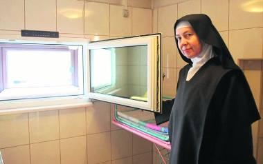 To siostra Ambrozja miała dyżur, gdy do Okna Życia w Sosnowcu przyniesiono maleńkiego chłopczyka