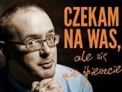 """[KONKURS] Wygraj książkę """"Czekam na was, ale się nie śpieszcie. Ks. Kaczkowski we wspomnieniach"""""""
