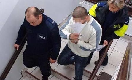 Świdwin. Brutalny gwałt na 16-latce. Zwyrodnialec trafił do aresztu (zdjęcia i wideo)