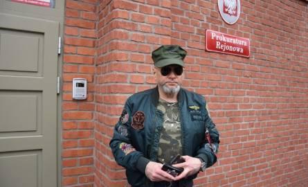 """Detektyw Rutkowski w Pruszczu w sprawie """"kradzieży stulecia"""""""