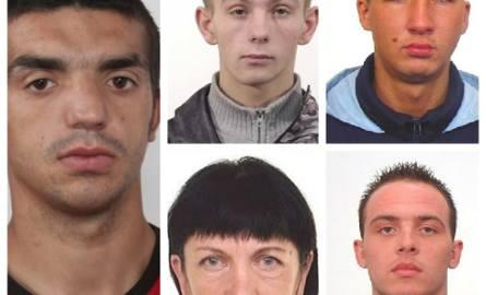 Komenda Wojewódzka Policji w Bydgoszczy poszukuje kilkudziesięciu osób, które dopuściły się kradzieży z włamaniem. Zobaczcie zdjęcia złodziei i włamywaczy,