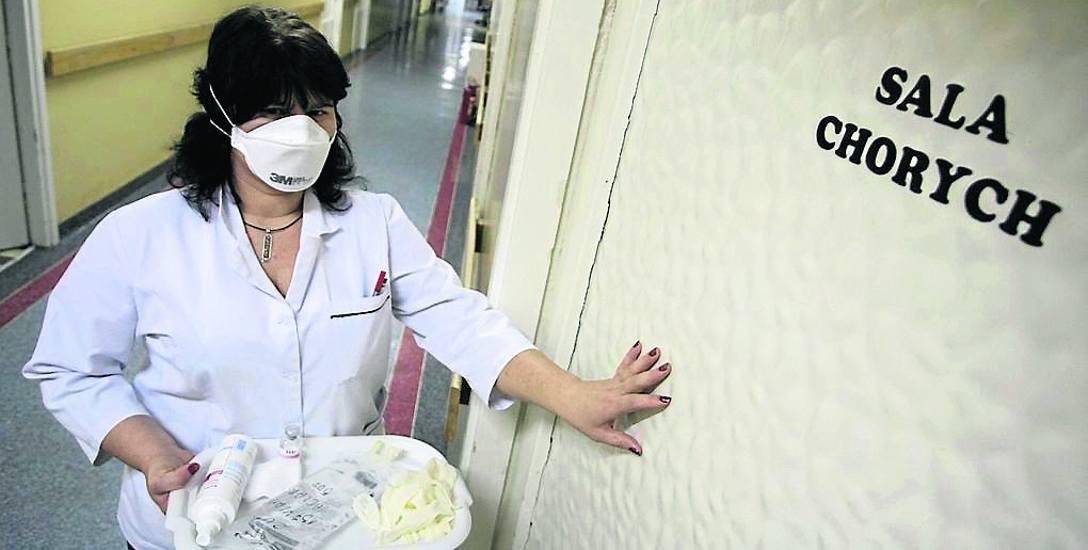 39-letnia chora hospitalizowana jest w Pomorskim Centrum Chorób Zakaźnych i Gruźlicy w Gdańsku.