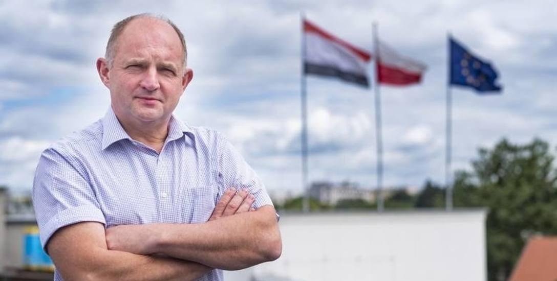 Marszałek Piotr Całbecki: - - Polityka spójności polega na wyrównywaniu szans rozwojowych, a nie na pogłębianiu dysproporcji. Zabiegamy o to, żeby podział